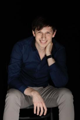 Polish pianist Lucas Krupinski