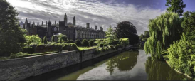Cambridge Choral Academy: experience this extraordinary world from the inside