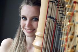 Olivia Jageurs - Harp