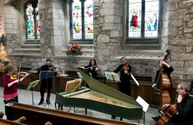 The Bach Ensemble of Edinburgh
