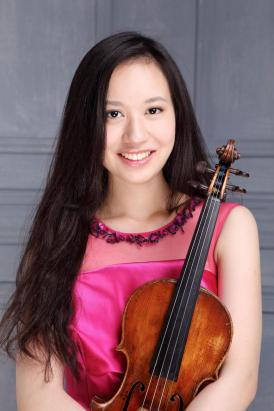 Rose Hsien (violin)