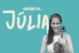 Flyer of Spotlight On ... Julia