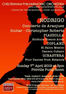 CPO April 2019 Concert