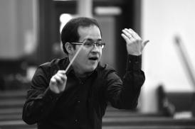 Arturo Serna - an inspiring young conductor