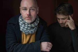 Aidan O'Rourke and Kit Downes