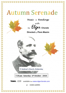 An Autumn Serenade in Ombersley