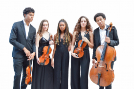 Sheku Kanneh- Mason and Friends