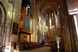 The William Hill organ of Shrewsbury Abbey