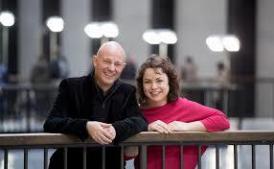 Charles Owen and Katya Apekisheva