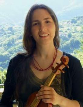 Sara Deborah Timossi - violin