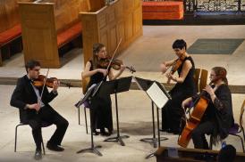 Isbilia Quartet