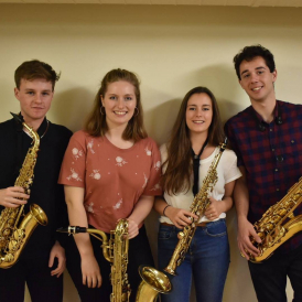 The Phase Saxophone Quartet