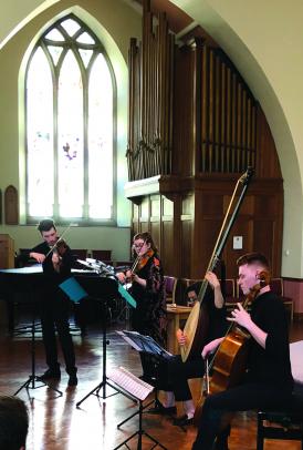 Figo Baroque Ensemble