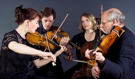 Fitzwilliam Quartet © Benjamin Harte