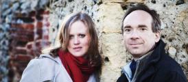 Anna Tilbrook and James Gilchrist