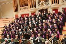 Leicester Philharmonic Choir in concert
