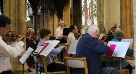 Allington Strings in Concert