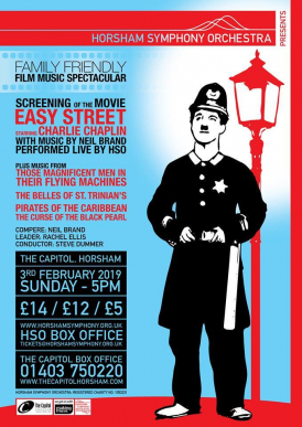 Film Music Poster