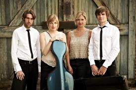 Sacconi Quartet © Emilie Bailey