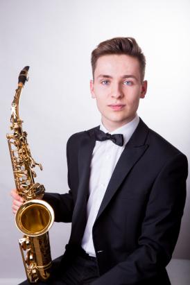 BBC Young Musician Grand Finalist Rob Burton