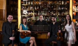 The Santiago Quartet with Julian Rowlands