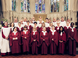 St George's Beckenham Church Choir