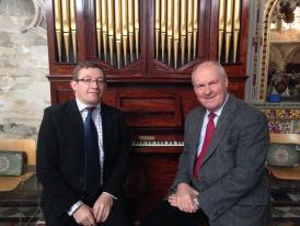 Andrew Millington & David Davies