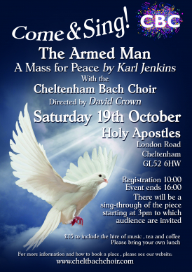 Come & Sing: The Armed Man