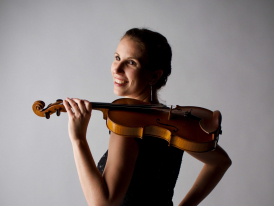 Boglárka Gyorgy violin