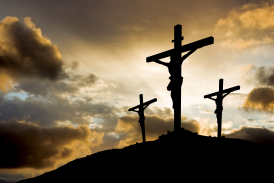 The Crucifixion - copyright Shutterstock