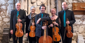 Monteverdi String Band