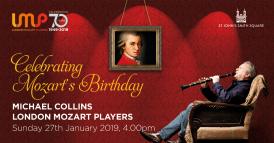 Celebrating Mozart's Birthday