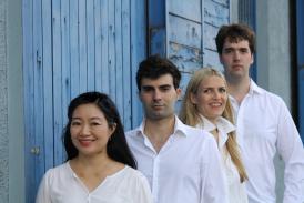 Gémeaux Quartet (c) Helge Zucker-Nawrot