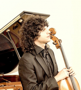 Jamal Aliyev (cello)