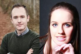 Simon Callaghan & Clíodna Shanahan