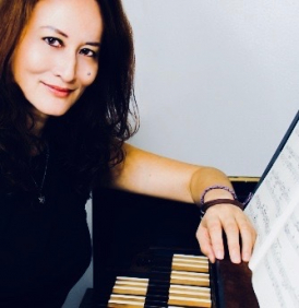 Robyn Koh - harpsichord recital