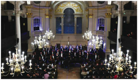 Classical concert by candlelight