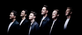 The King's Singers GOLD credit Marco Borggreve