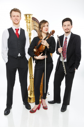 The Pelléas Ensemble has won numerous prizes at major international competitions and recently won a prestigious Royal Philharmonic Society Award. They have performed at the Wigmore Hall, live for BBC Radio Three's 'In Tune' programme to name but a few.