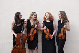The Czigány Quartet