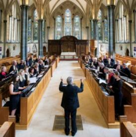 Brandenburg Choral Festival of London