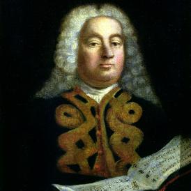 Francis Kyte, Handel, ca.1750. Copyright Gerald Coke Handel Foundation