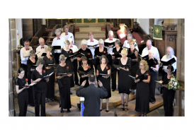 The Elgar Chorale in concert