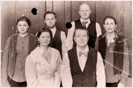 Theatre of Voices: A Western (c) Reinhard Wilting