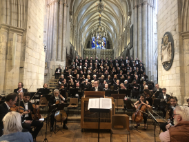 The London Chorus at Southwark Cathedral