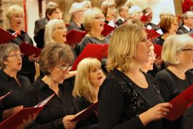 Kingston Choral Society at All Saints