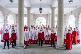 Temple Church Choir