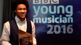 BBC Young Musician of the Year Sheku Kanneh-Mason