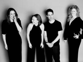 Albion String Quartet ©Steve Gullick.