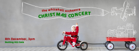The Whitehall Orchestra Christmas Concert